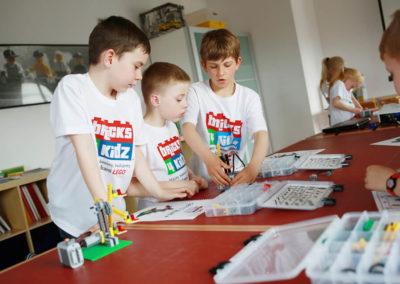 Bricks 4 Kidz Robotyka dla juniora