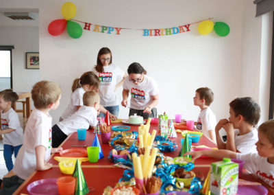 Bricks 4 Kidz Urodziny
