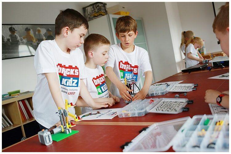 Warsztaty Robotyki Lego I Zajęcia Dodatkowe Dla Dzieci Bricks 4 Kidz