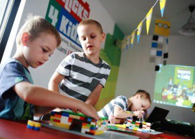 Bricks 4 Kidz półkolonie1